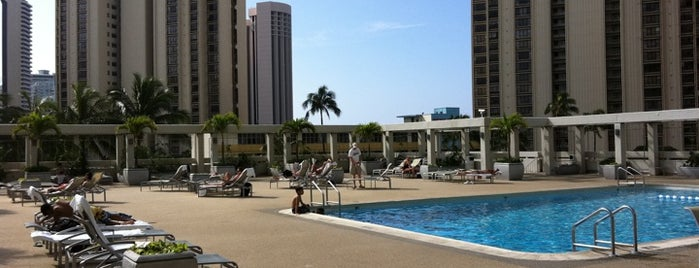 Ala Moana Hotel is one of Hotel / Casino.