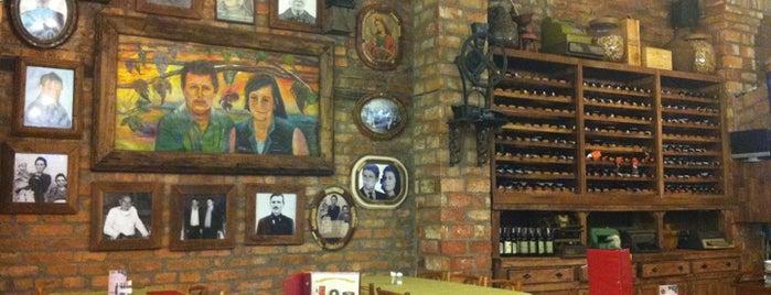 Via Imperatore is one of Restaurants in Porto Alegre.