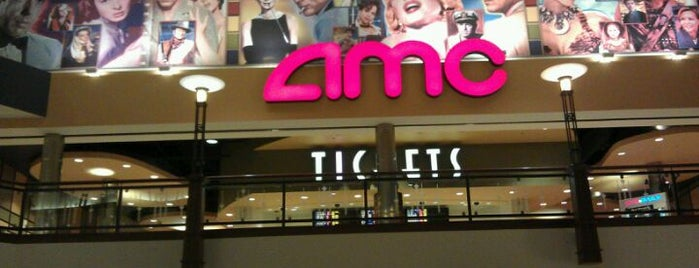 AMC Eden Prairie Mall 18 is one of Services.