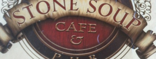 Porter's Stone Soup Cafe & Pub is one of Best places in Saint Petersburg, Florida.