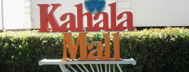 Kahala Mall is one of Favorites - Stores.
