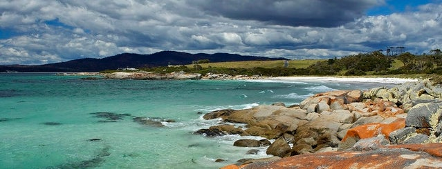 Bay Of Fires is one of Top 20 Australian Beaches.