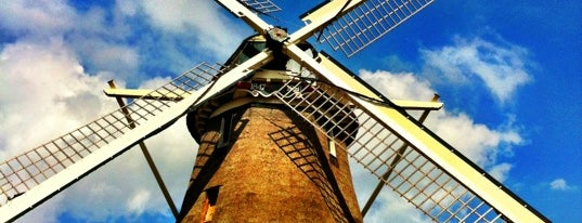 Rembrandt Molen van Sloten is one of Dutch Mills - North 1/2.