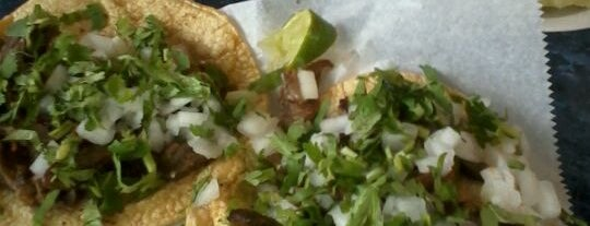 Tacos El Caporal is one of New Places to Explore.