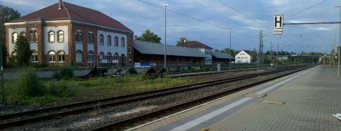 Reutlingen Hauptbahnhof is one of Bahnhöfe DB.
