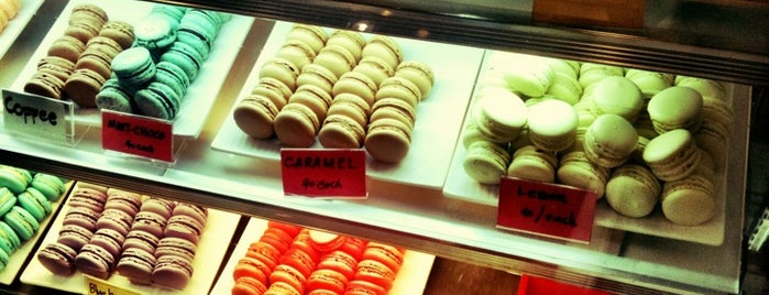 Macaron Tango is one of Sweet Escape.