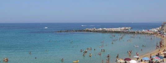 Gallipoli is one of ITALY BEACHES.