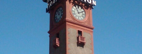 Union Station Amtrak (PDX) is one of Portland City Badge - Bridgetown.