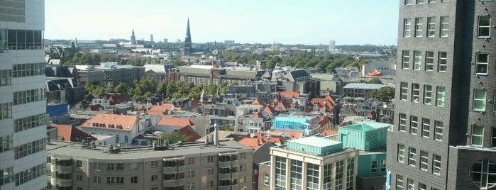 Ministerie van Binnenlandse Zaken en Koninkrijksrelaties is one of The Hague #4sqCities.