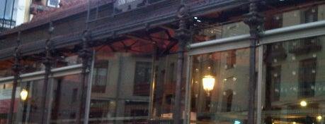 Mercado de San Miguel is one of The Best restaurants in Madrid.