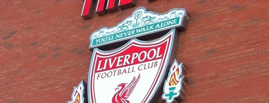 Anfield is one of Must-see in Liverpool.