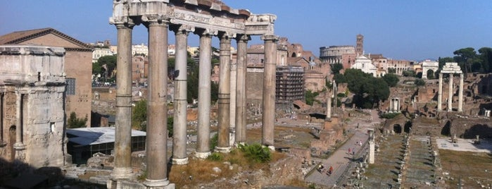 Foro Romano is one of Favorite Places Around the World.