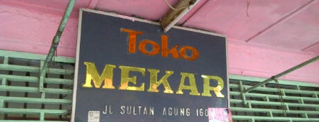Toko Mekar is one of Pekalongan World of Batik.