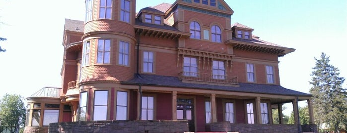 Fairlawn Mansion is one of Best Places to Check out in United States Pt 4.