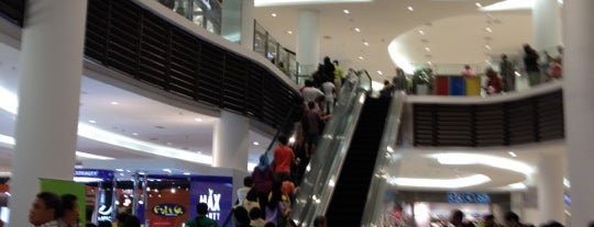 Paradigm Mall is one of Cool KL.