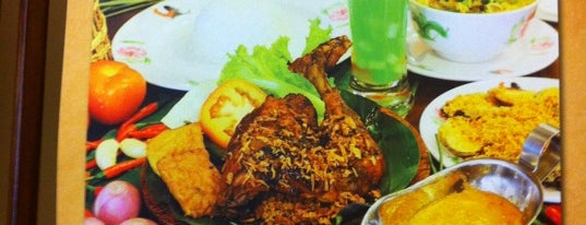 Restoran Ayam Penyet Ria is one of Top picks for Asian Restaurants.