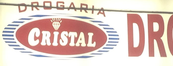 Drogaria Cristal is one of Servicos.