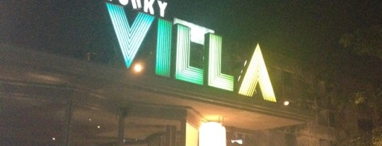 Funky Villa (ฟังกี้ วิลล่า) is one of Must-visit Nightlife Spots in Bangkok.