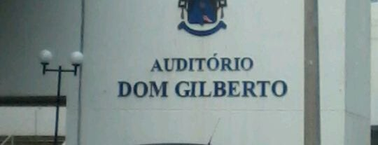 Auditório Dom Gilberto is one of CAMPINAS.