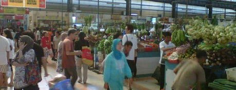 Pasar Modern BSD City is one of Food Channel - BSD City.