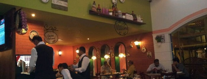 Spaghetti Kitchen is one of The 20 best value restaurants in Mumbai.