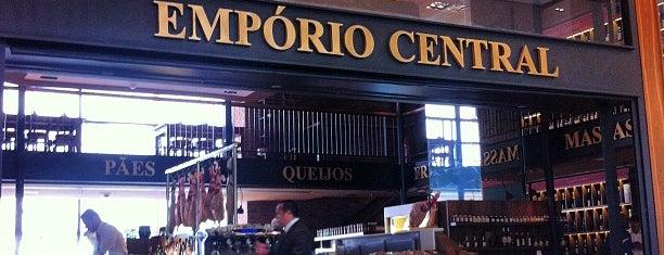 Empório Central is one of Docerias/Sobremesas.
