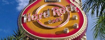 Hard Rock Cafe Surfers Paradise is one of Gold Coast.
