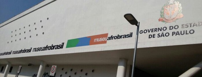 Museu Afrobrasil is one of em Sampa.