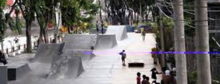 Skate & BMX is one of Sparkling Surabaya.
