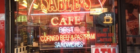 Sable's is one of Restaurants.