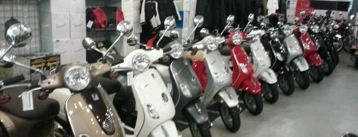 "Vespa Soho is one of ""Be Robin Hood #121212 Concert"" @ New York!."
