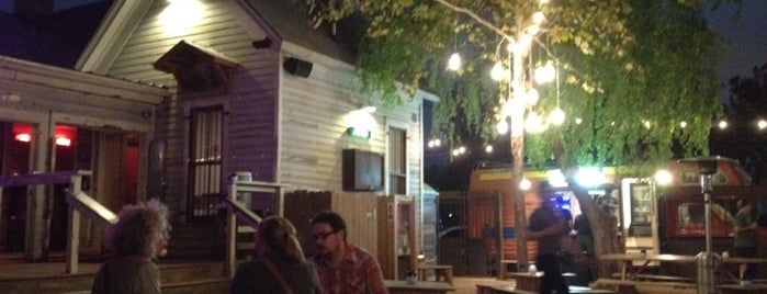 Lustre Pearl Bar is one of Austin's Best Bars - 2012.