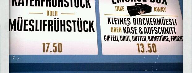 Zum Guten Glück is one of Dinner.