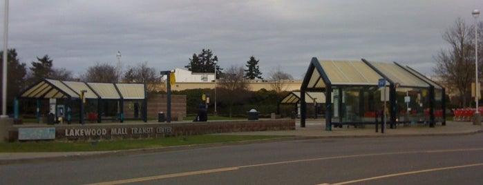 Lakewood Transit Center is one of Transit.