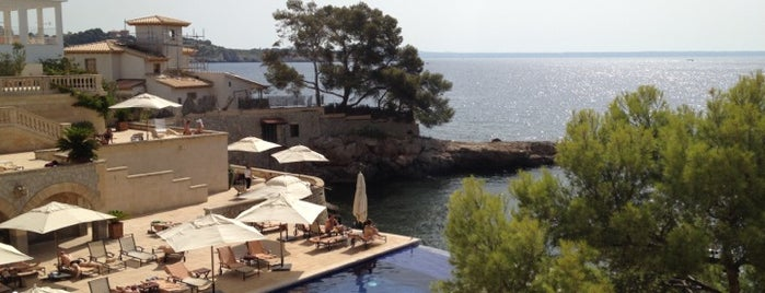 Hotel Hospes Maricel & Spa is one of 36 hours in...Palma.