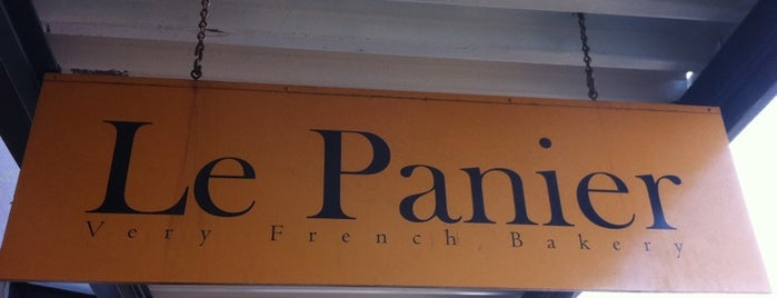 Le Panier is one of Where to eat near the Seattle Monorail platforms!.