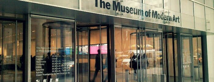 Museum of Modern Art (MoMA) is one of 3 Days in NYC.
