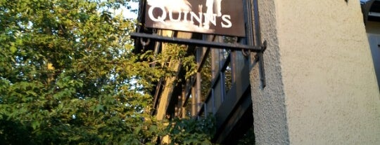 Quinn's Pub is one of Restaurants.