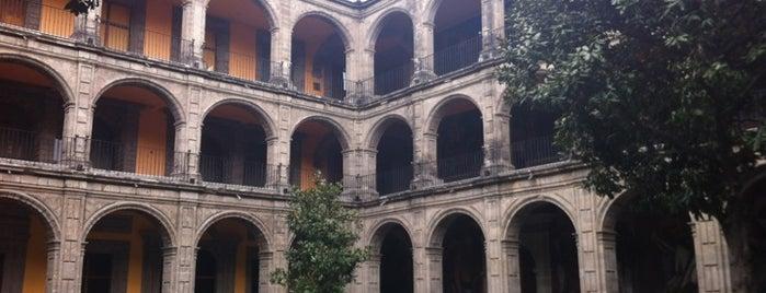 Antiguo Colegio de San Ildefonso is one of Ciudad de México, Mexico City on #4sqCities.