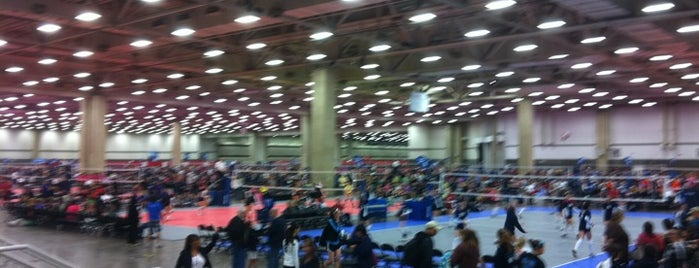 Kay Bailey Hutchison Convention Center is one of Dallas Best Live Music Venues.