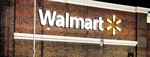 Walmart Supercenter is one of Fav.