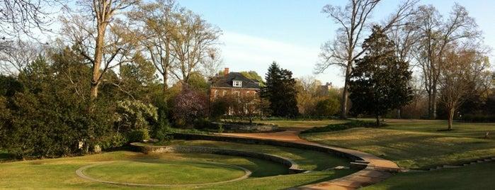 Raleigh's Best Parks, Greenways & Gardens