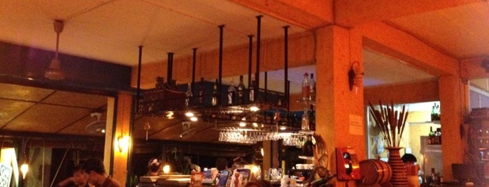 Café del Sol is one of The 20 best value restaurants in Ko Tao, Thailand.