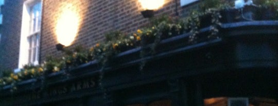 The King's Arms is one of London's best pubs & bars.