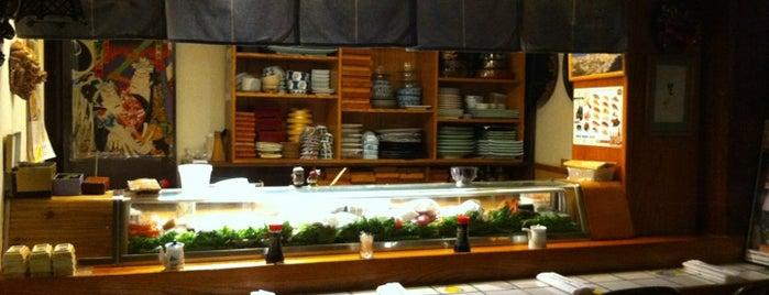 Tokubei 86 Japanese Restaurant is one of Foodstuff.