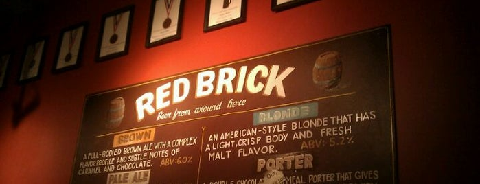 Red Brick Brewing Company is one of Atlanta.