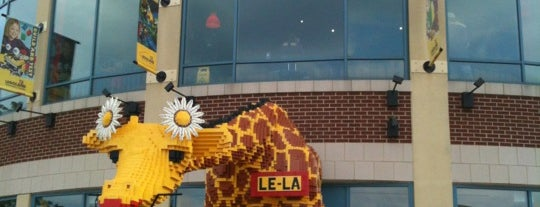 LEGOLAND Discovery Center is one of Hipsqueak Awards Nominees.