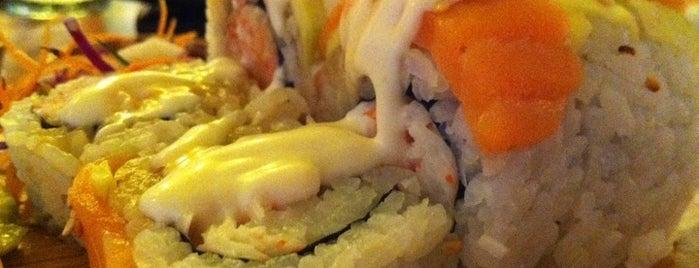 Ikura Sushi-Bar is one of Top 10 favorites places in Caracas, Venezuela.