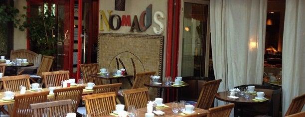 Nomad's is one of Resto / Bistro Paris & Ailleurs.