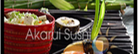 Akarui Sushi is one of Restaurantes, Bares, Cafeterias y el Mundo Gourmet.
